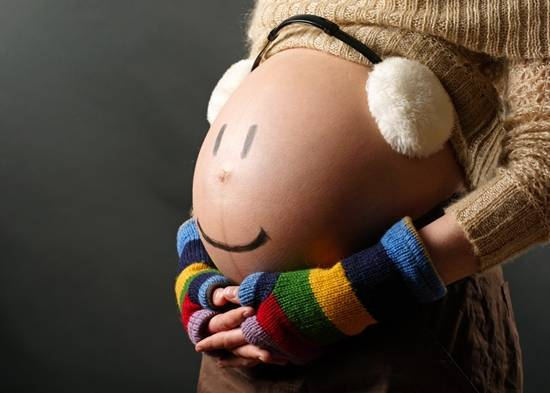 Baby It's Cold Outside… Winter Tips for Pregnant Women